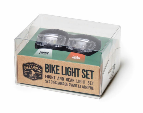 Legami- Bikeaholic Bike Light Set