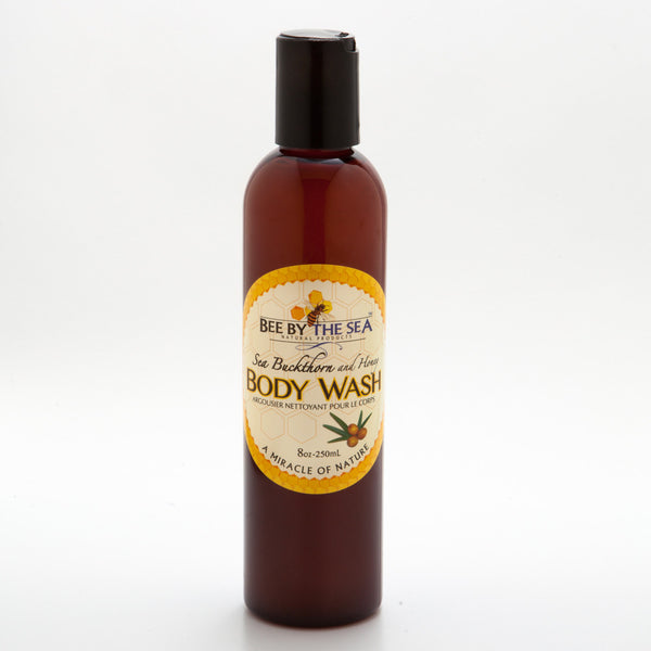 Bee By The Sea- Sea Buckthorn & Honey Body Wash