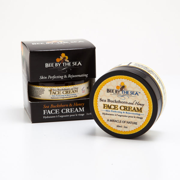 Bee By The Sea- Sea Buckthorn & Honey Face Cream