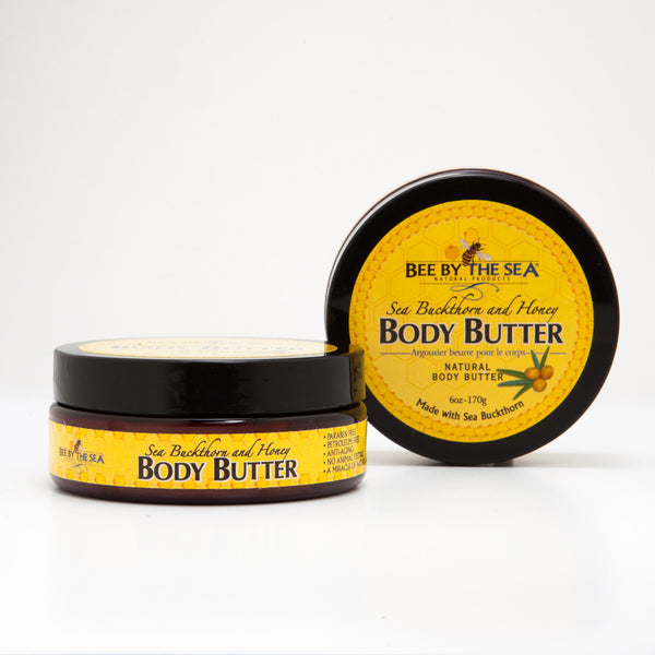 Bee By The Sea- Sea Buckthorn & Honey Body Butter