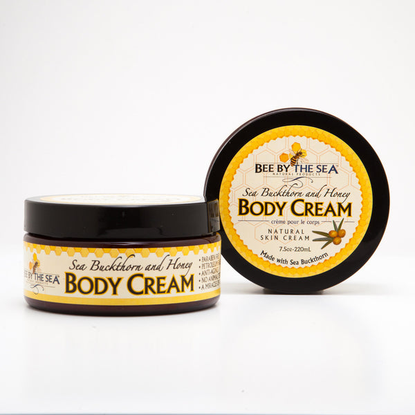 Bee By The Sea- Sea Buckthorn & Honey Body Cream