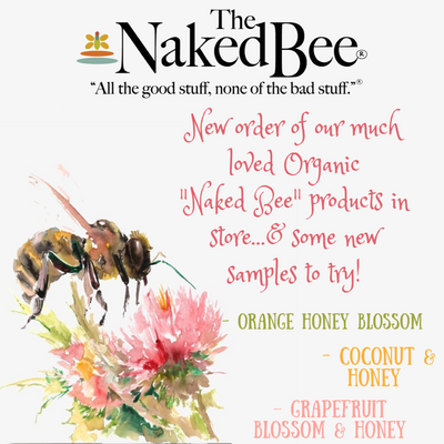 Naked Bee- Orange Blossom Honey Facial Cleansing Gel