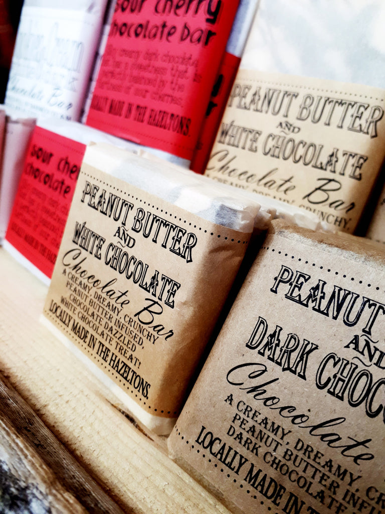 Donna's- Artisan Crafted Peanut Butter Chocolate