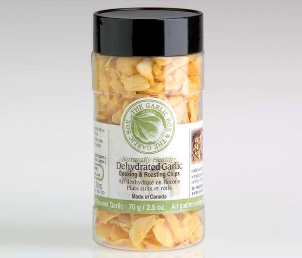 Garlic Box- Dehydrated Garlic Chips