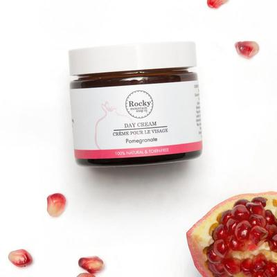 Rocky Mtn- Pomegranate Day Cream