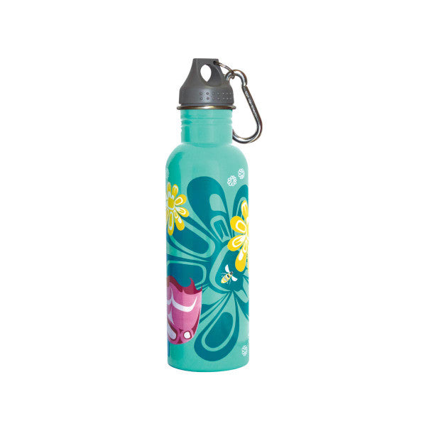 Insulated Bottle, Bees and Blossoms-Paul Windsor
