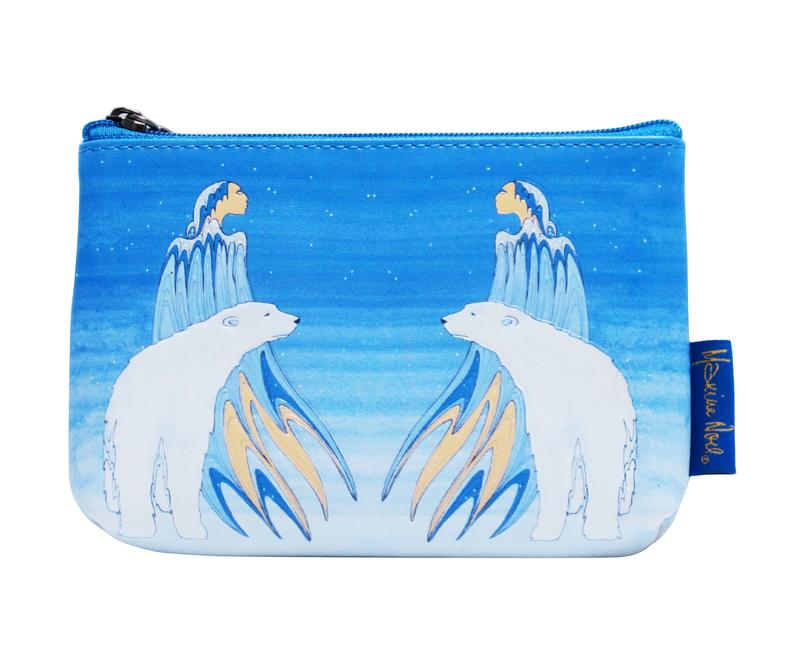 Coin Purse, Mother Winter-Maxine Noel