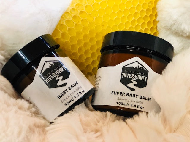 Hive & Honey- Super Baby Balm