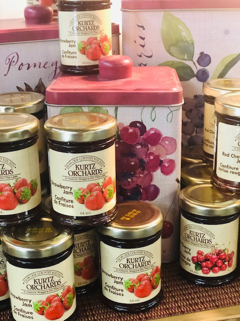 Kurtz Orchards - Jams, Marmalades & Jellies