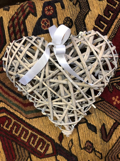 Wicker Hearts