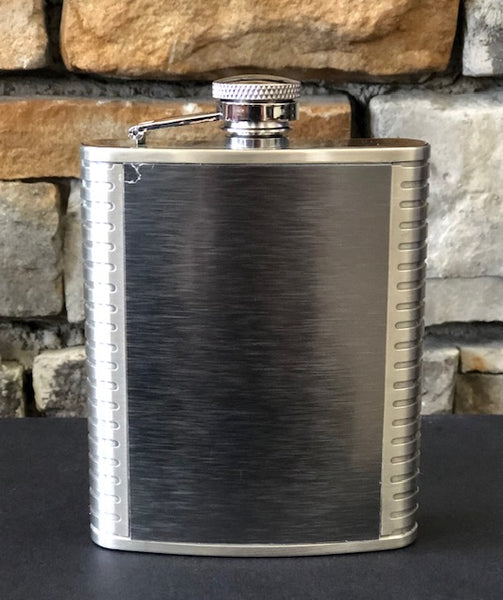 Stainless Steel - Flask