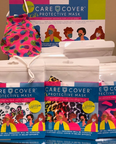 Canadian Gift- Care Cover Kids Masks - Protective