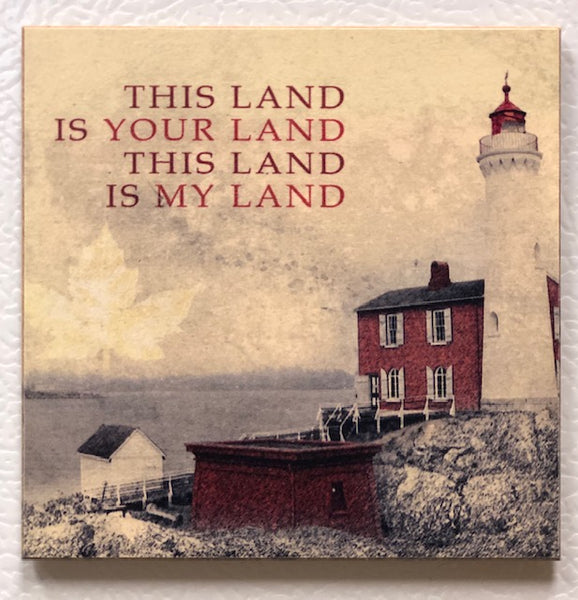 Cedar Mountain- This Land is Your Land/My Land ...50% OFF