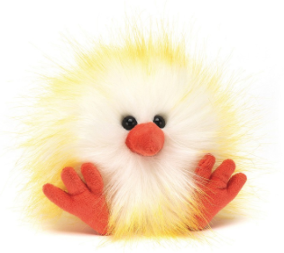 Chick, Crazy Yellow & Pink-Jellycat