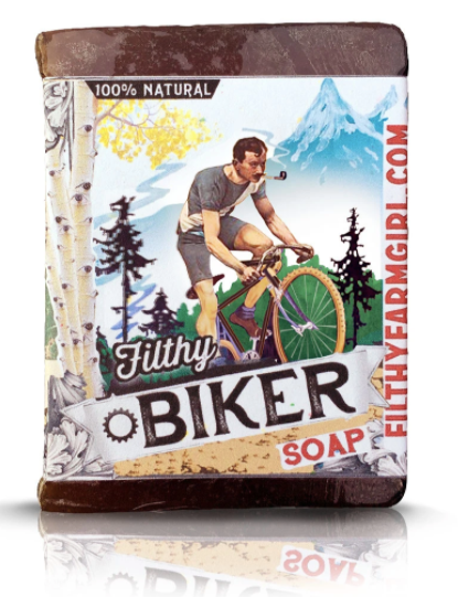 Filthy Farmgirl Soap - Filthy Mountain Biker