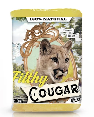 Filthy Farmgirl Soap - Filthy Cougar