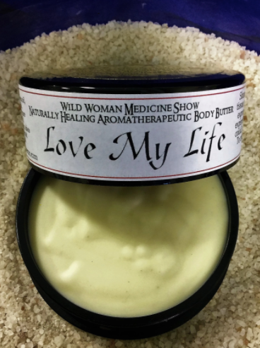 Wild Woman Medicine-Love My Life Body Butter