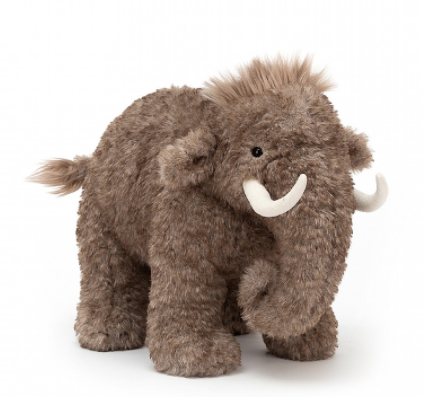 Jellycat- Cassius Woolly Mammoth