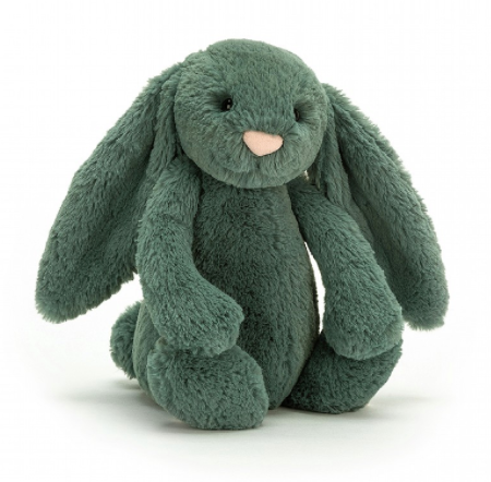 Jellycat- Bashful Forest Bunny, Medium