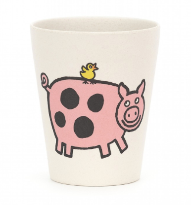 Bamboo Cups, Assorted-Jellycat