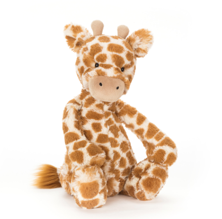 Jellycat- Bashful Giraffe (Medium)