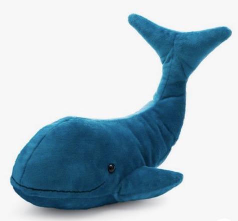 Whale, Little Wilbur-Jellycat