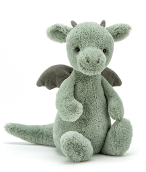 Jellycat- Bashful Dragon-Small