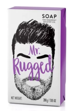 Somerset Toiletry Co - Mr Rugged Soap