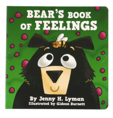LazyOne - Bear's Book of Feelings