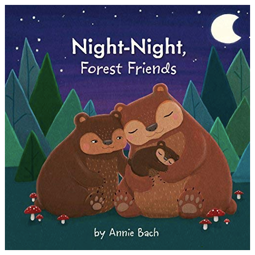 Night-Night, Forest Friends-Annie Bach