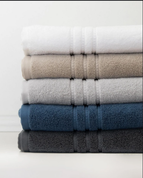 Cuddledown Portofino- 100% Zero Twist Cotton Towels