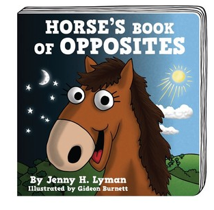 LazyOne - Horse's Book of Opposites