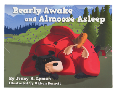 LazyOne - Bearly Awake and Almoose Asleep