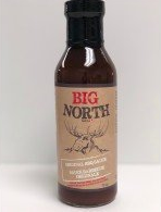 Big North Hickory BBQ Sauce