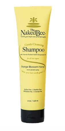 Naked Bee- Gentle Cleansing Shampoo