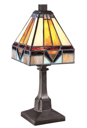 Fine Art Lighting - Tiffany Mini Lamp #T614