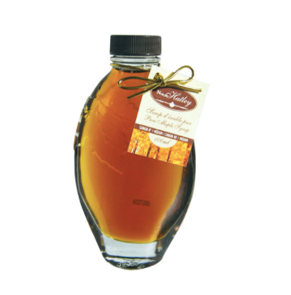 Hatley- 100% Pure Maple Syrup Tarquina Bottle