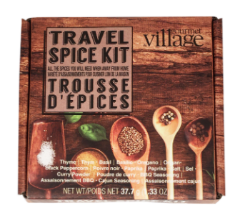 Gourmet du Village-Travel Spice Kit