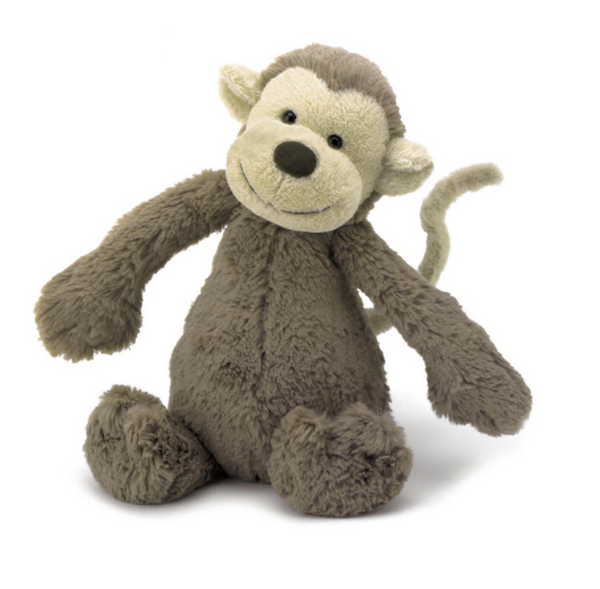 Jellycat- Bashful Monkey Medium