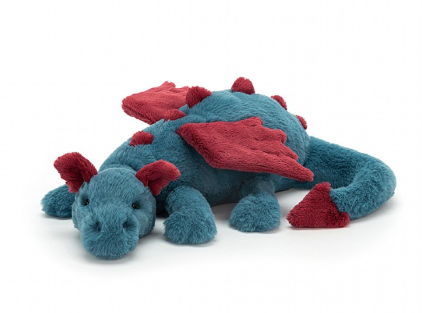 Jellycat- Dexter Dragon