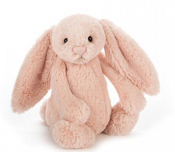 Jellycat- Bashful Blush Bunny, Medium