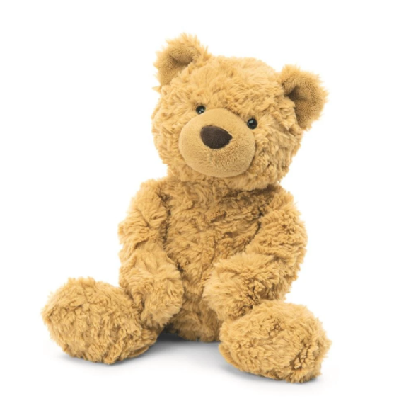 Jellycat- Baxter Bear, Medium