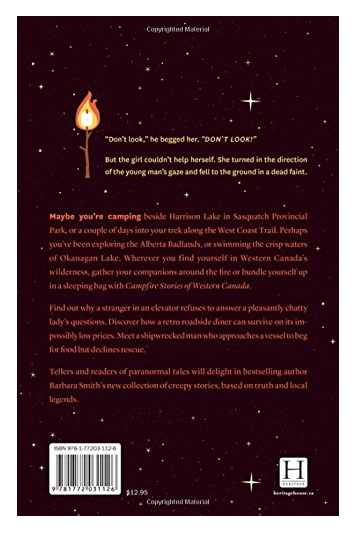 Books, Campfire Stories of Western Canada
