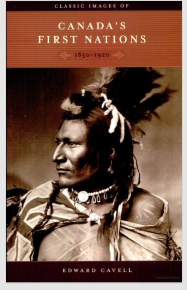 Books- Classic Images of Canada's First Nations 1850-1920