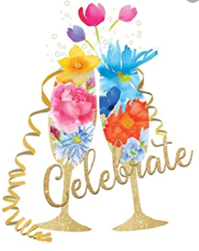 PPD- Celebrate Napkins - 20 Pack