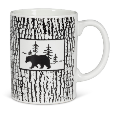 Abbott- Oakwood Bear Mug