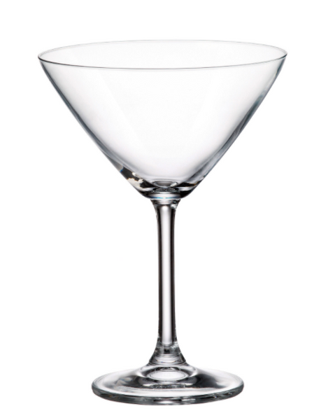 Crystalite Bohemia- Martini Glass