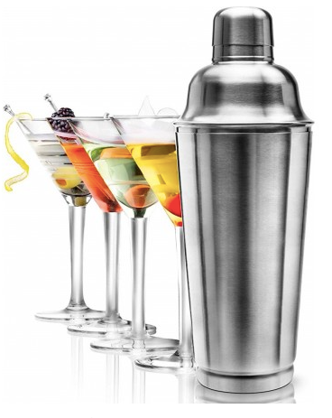 Final Touch- Cocktail/Martini Shaker