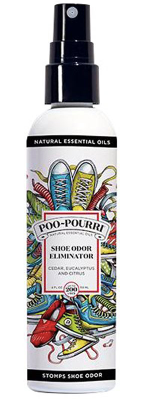 Poo-Pourri Shoe Odor Eliminator