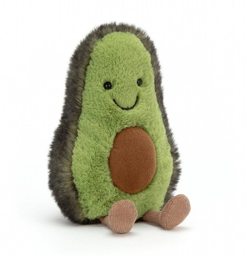 Amuseable Avocado, Jellycat